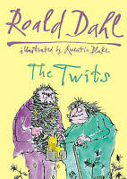The Twits, Dahl, Roald , Good, FAST Delivery
