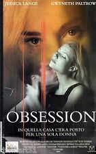 Obsession (1998) VHS Columbia   Video   Jessica LANGE Gwyneth PALTROW