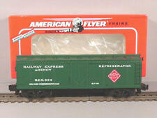 American Flyer 6-48481 S Scale REA Reefer MT/Box