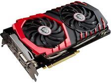 MSI GeForce GTX 1080 GAMING X PLUS 8G 8GB 256-Bit GDDR5X DX12 VR Ready VideoCard