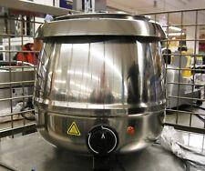 Suppentopf Suppenkessel 9l 400W  95°C Edelstahl 18/10 NEU/OVP