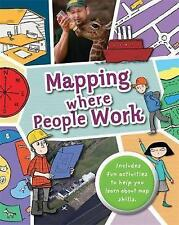Mapping: Where People Work-ExLibrary