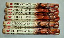 Hem Chocolate Incense Bulk 5 x 20 Stick Box, 100 Sticks