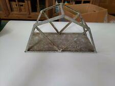 """Vintage Louis MARX MAR Toys Tin Train Trestle Bridge 24"""" Metal O Gauge"""
