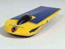 Hot Wheels 1998 Solar Eagle III Yellow Blue Solar Panels HW First Editions Loose