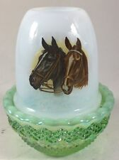 Fairy Lamp Candle Light - Horse Heads - Mosser USA / Rosso Exclusive