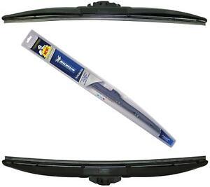 Genuine MICHELIN STEALTH Hybrid Front Wiper Blades Set 480mm/19'' + 660mm/26''
