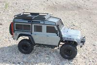 Traxxas 82056-4 TRX-4 grau Crawler  Land Rover Defender 1:10 RTR