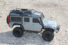 Traxxas 82056-4 Trx-4 gris crawler Land Rover defender 1 10 RTR