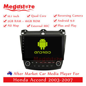"""10.1"""" Android 10.1 Quad Core Car non dvd GPS For Honda Accord and euro 2003-2007"""