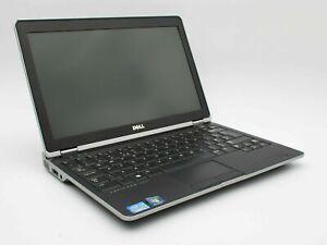 """DELL LATITUDE  E6230 12.5"""" INTEL CORE i7 3rd GEN 8GB RAM 128GB SSD WINDOWS 10"""