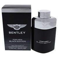 Bentley Black Edition by Bentley for Men - 3.4 oz/ 100 ML  EDP Spray