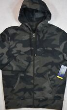 Polo Ralph Lauren Full Zip Grey Gray Camo Performance Hoodie L NWT $125