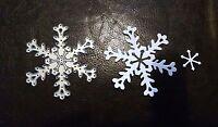 Sizzix Die Cutter CHRISTMAS SNOWFLAKE  Thinlits fits Big Shot Cuttlebug
