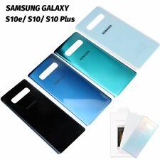 Oem Original Back Housing Repair Battery Door Cover for Samsung Galaxy S10e S10+