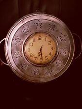 Colander Wall Clock