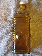 "Vintage Brown Berring's Apple Bitters  Bottle 9"" Wheaton NJ  CL17-16"