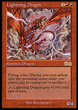 Drago del Fulmine - Lightning Dragon MTG MAGIC US Eng
