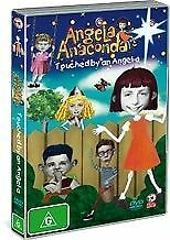 Angela Anaconda: Volume 1 - Touched By An Angel-A - DVD Region 4