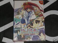Sega Dreamcast DC Import Game Comic Party Box Set Japan Region Locked