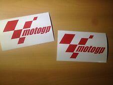 2x Moto GP Autocollant Super sportifs Sport de course racing tuning moto Sticker NEUF