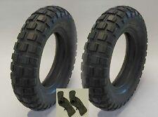 Honda Z50 Minitrail Monkey Tires 3.50 x 8.00 Bridgestone Trail wing Tyres