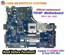 New Lenovo Ideapad Y510P INTEL VIQY1 NM-A032 N14P-GT-A2 GT755M 2GB Motherboard