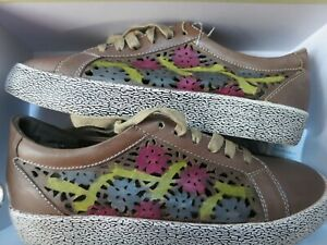 Womens 7.5 8 38 L'Artiste by Spring Step  Taupe Mea-TP NEW BB-18