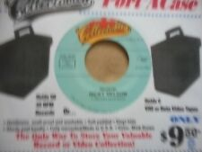 "RICKY NELSON ""STOOD UP"" / ""TEENAGE IDOL"" 7"" 45 MINT COLLECTABLE"