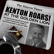 Stan Kenton Orchestra - Kenton Roars at the Golden Lion [CD]