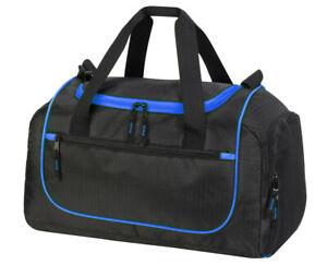 SPORTS KIT BARREL HOLDALL BAG OVERNIGHT SCHOOL TRAVEL HOLIDAY GYM HGSH1578BTC