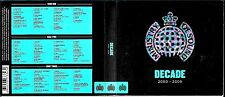 Ministry Of Sound 3Cd set - Decade 2000-2009