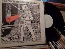 THE PSYCHEDELIC SALVAGE COMPANY VOL.2 ACID,PSYCH,GARAGE,LP RECORD