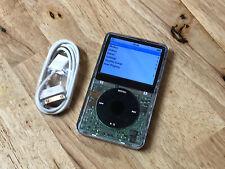 Custom Clear Faced Apple iPod 5th Generation Classic 30GB