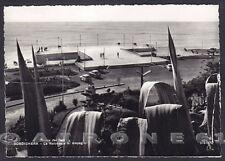 IMPERIA BORDIGHERA 81 CAPO AMPELIO - AGAVE Cartolina FOTOGRAFICA viaggiata 1962