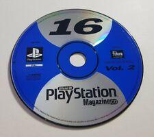 Offizielle Playstation MAGAZIN DEMO DISC 16 vol.2 ps1 Playstation Spiel