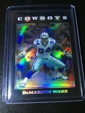 2008 Topps Chrome #TC112 DeMarcus Ware Refractor Cowboys