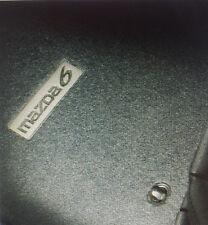 Original Mazda 6 GY/GG Textilfußmattensatz GJ6E-V0-320B65