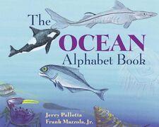Ocean Alphabet Book by Jerry Pallotta (paperback, 1989) NEW