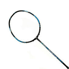 APACS FEATHER WEIGHT 55 Blue (World Lightest) Badminton Racket Free String Grip