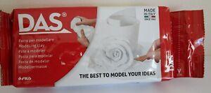 Fila - DAS Modelling Clay (White)                 500g               New