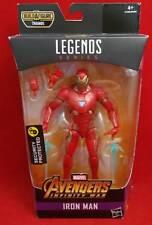 "MARVEL LEGENDS IRON MAN Avengers Infinity War THANOS 6"" Build Figure BAF E1386"