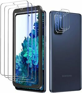 QITAYO [6 Pack] Tempered Glass Screen Protector for Samsung Galaxy S20...