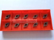 10 x dcmt 070202-fe rt300 (m30-TiAlN) placas de inflexión para va nuevo!!! con factura!!!