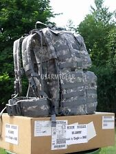 Made in Usa Military Army Acu Medium Rucksack Backpack Bug Out Usgi Survivor Bag