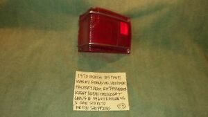 1970 BUICK ESTATE WAGON FACTORY GM OEM TAILLIGHT LENS # FTRST-61 FREE SHIPPING