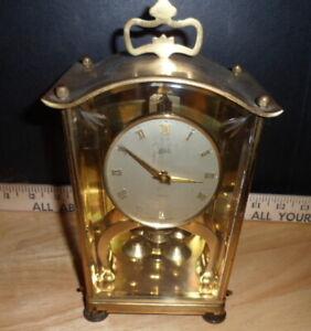 Vintage Schatz & Sohne 400 Day Anniversary/Torsion Clock - No Key