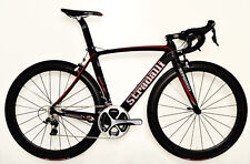 61CM XXL STRADALLI CYCLING CARBON FIBER AVERSA DURA ACE 9000 ROAD BIKE BICYCLE