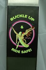 Condom Vending Machine - Stainless Steel- New In Box - Pin Up Girl