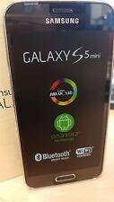 SAMSUNG Galaxy s5 MINI 16gb Sbloccato Smartphone Android LTE 4g-Nero g800f NUOVO